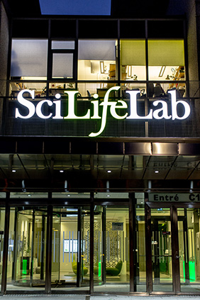 SciLifeLab Entrance C11 at BMC